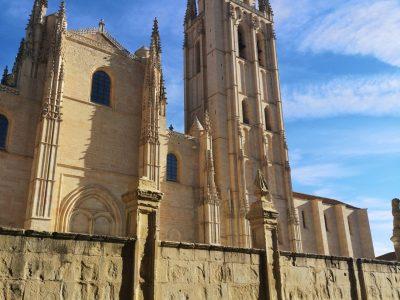 Alcazar Segovia torres