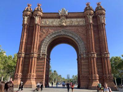 Arco del Trunfo Barcelona