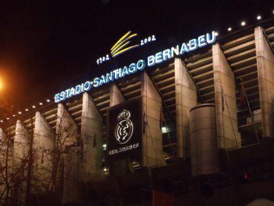 Bernabéu noche