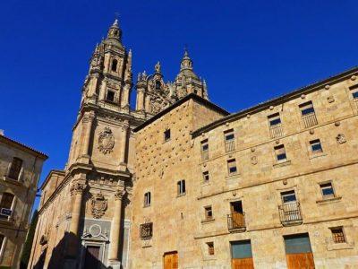 Casa Conchas Salamanca