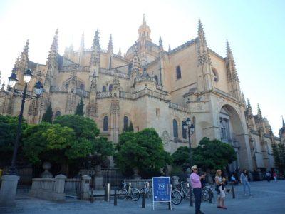 Catedral Segovia 2