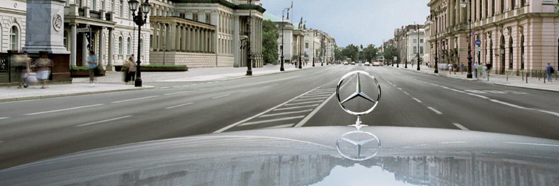 Corporative Principal Mercedes