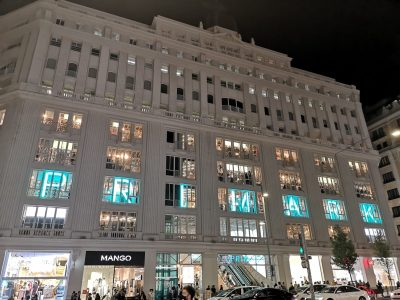 Mango Shopping Madrid