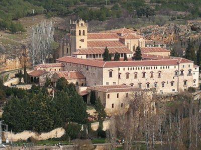 Monasterio Segovia