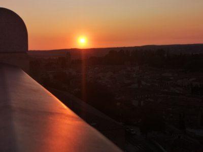 Puesta sol Toledo