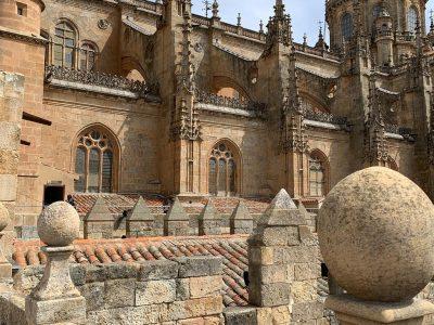 Tejado Catedral Salamanca
