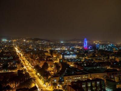 panorámica Bcna Noche