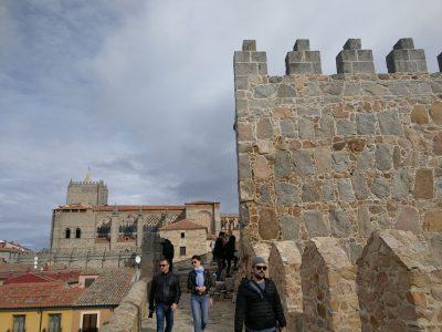 Ávila Muralla 2