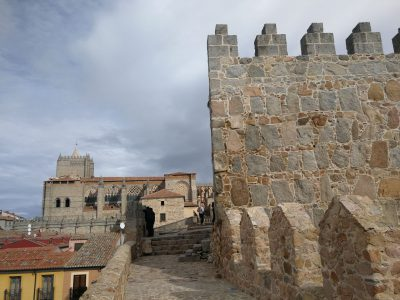 Ávila Muralla 3
