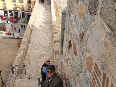 Ávila Muralla Clientes 2